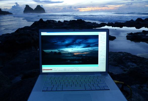 Computerised filming