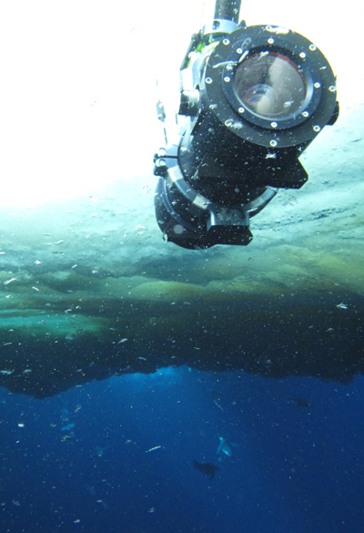 underwatercamera